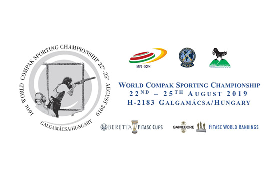 16th World Fitasc Compak Sporting Championship 2019 caesar guerini